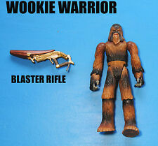 Star Wars Wookie Warrior Kashyyyk Invasion Army Builder Action Figure!