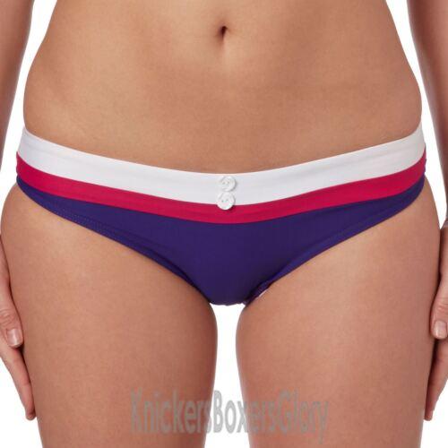Freya Swimwear Revival Hipster Bikini Brief//Bottoms Indigo 3223