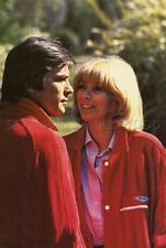 ALAIN DELON MIREILLE DARC 70s 3  CP VINTAGE POSTCARDS ORIGINAL LOT