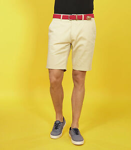 Asquith-amp-Fox-Mens-Classic-Fit-Cotton-Chino-Summer-Shorts