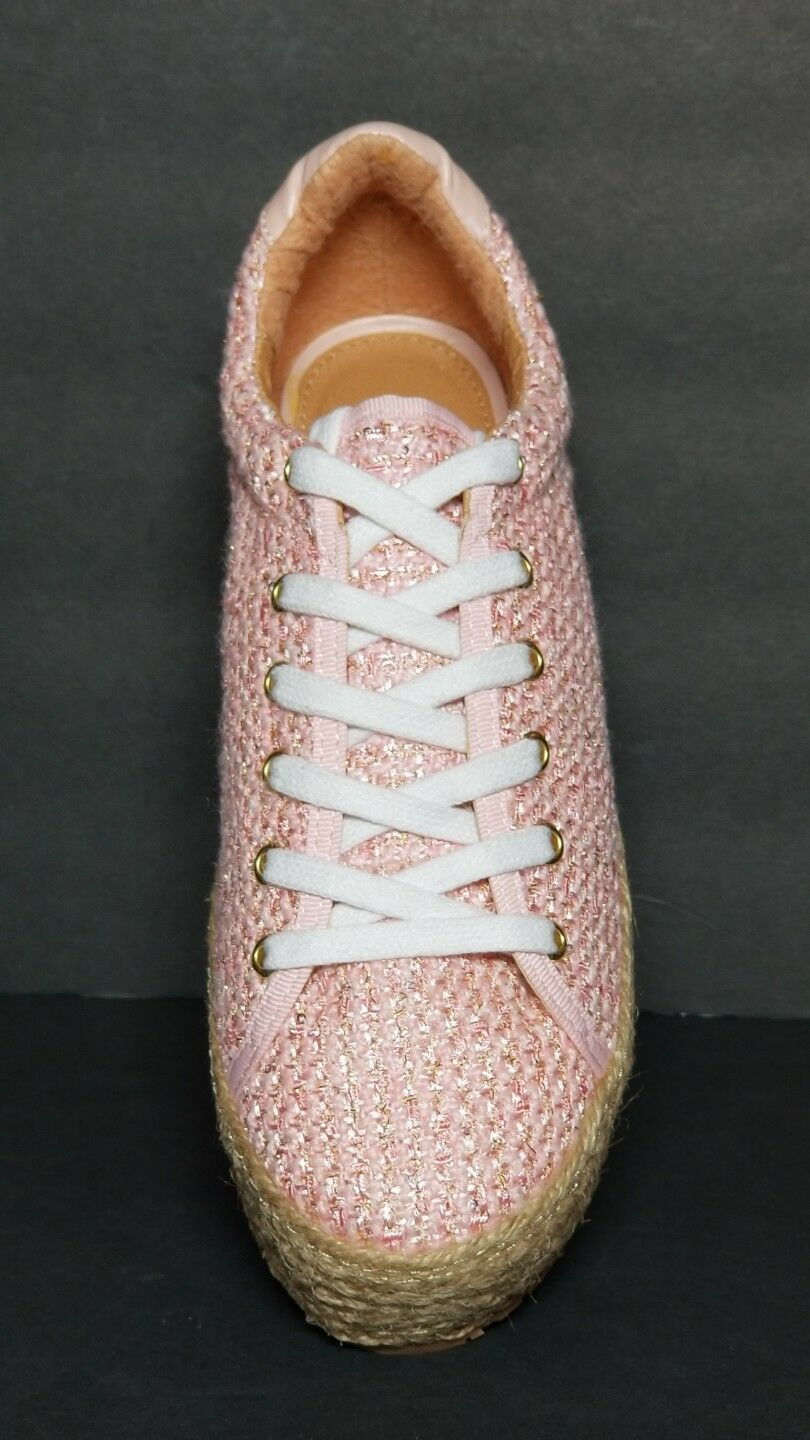 PRIMADamens COLLECTION SNEAKERS WOMEN'S EURO SIZE 37  NEW NEW NEW IN BOX  PINK/ ROSE ccbc18