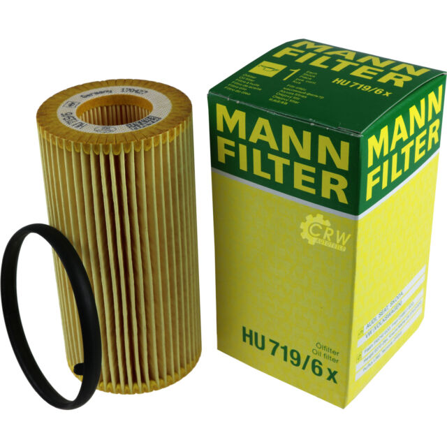 Original Mann-filter Filtro de Aceite Hu 719/6X Oil Filtro