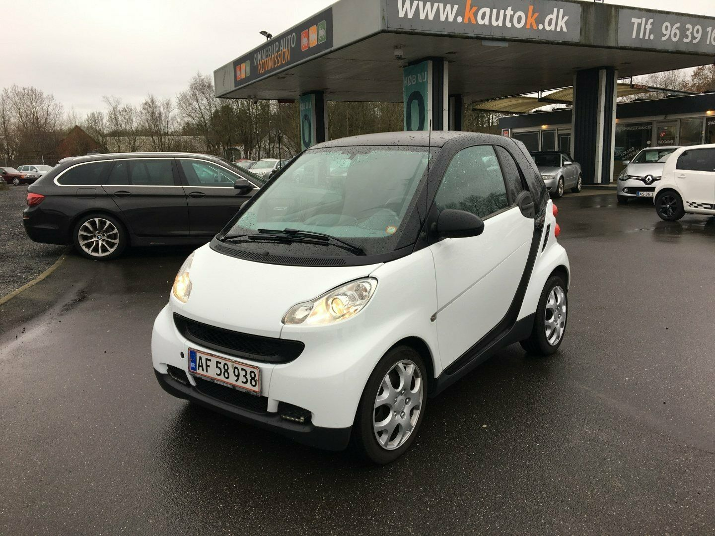 Smart Fortwo Coupé 0,8 CDi 45 Passion aut. 3d