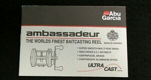 Details about Ambadeur 6500C3 Baitcast Reel Owners Manual Parts Schematics on shimano parts schematics, engine schematics, electric schematics, daiwa parts schematics, wire schematics, abu garcia schematics, ambassadeur 6500 striper drag schematics, trailer schematics,
