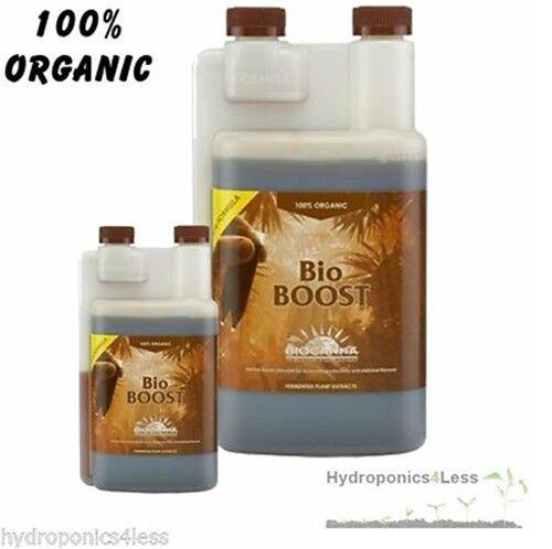 BioCANNA BOOST Yield Increasing Agent Flower Enhancer Stimulator Hydroponics