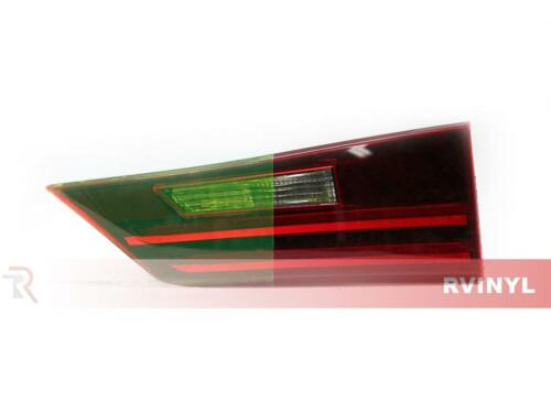Rtint Tail Light Tint Precut Smoked Film Covers for Buick Lacrosse 2010-2013