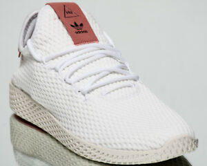 quality design 5499e 59b07 Details about adidas Originals Pharrell Williams Tennis Human Race new  white cream pink CP9763