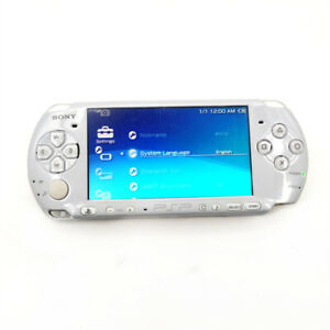 Refurbished-White-Sony-PSP-3000-Handheld-System-Game-Console-PSP-3000