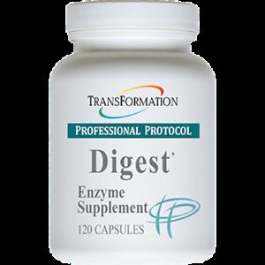 Transformation Enzyme Digest* 120 caps