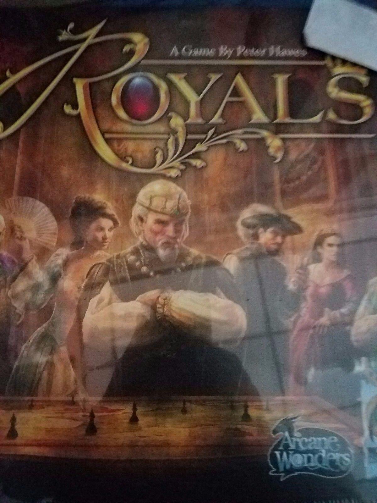 Königliche - Arkane Wunder Spiele Brettspiel Neu