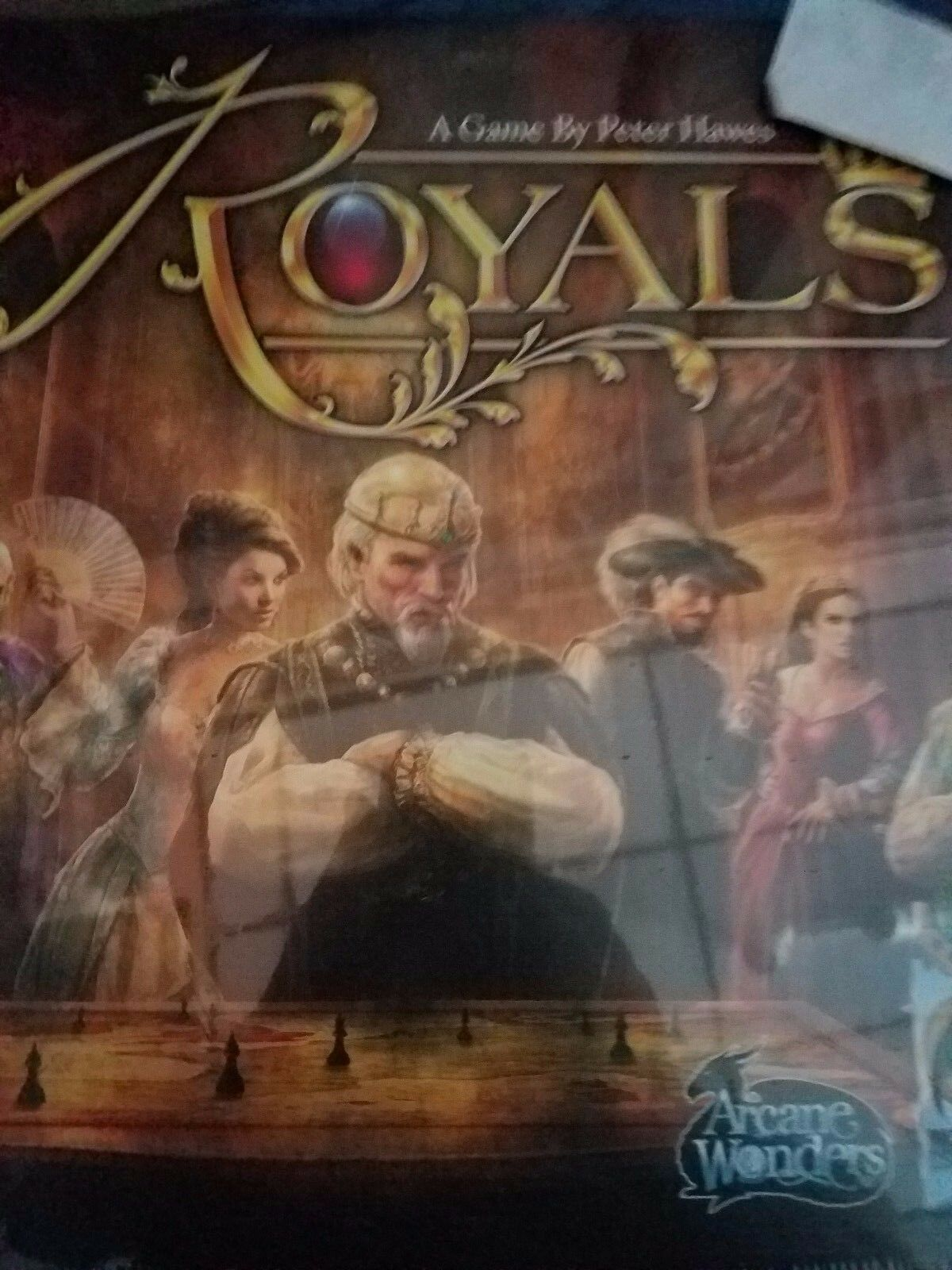 Royals - Arcane Wonders Games Board Game New