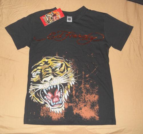 Ed Hardy Kids BOYS Black T-shirt NWT