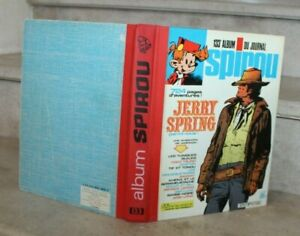 album SPIROU  n°133 / 1975 .  DUPUIS
