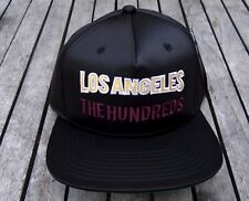 c7f5dc278 Buy The Hundreds Team Two Los Angeles Beanie Hat Knitted Black ...
