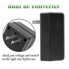 100W Power Converter Adapter 110V/120V To 220V/240V Dual Voltage Converter DP
