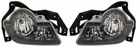 Set Of 2 Chevy Avalanche 02-06 Driving Fog Lights Lamps Pair Set Right And Left on sale