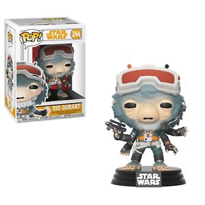 Star Wars 244 Solo A Star Wars Story Rio Durant Pop Bobble Head Funko Pop