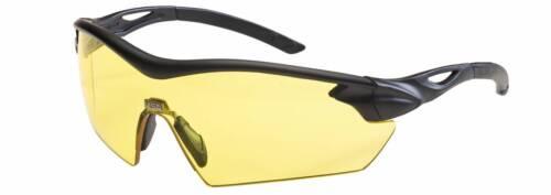 Schutzbrille Racer MSA mit ballistischem Schutz in verschiedenen Farben