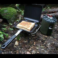NGT BANKSIDE SANDWICH TOASTIE TOASTER MAKER CARP FISHING CAMPING