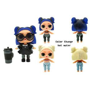 LOL Surprise Doll Lil Black Tie Series 3 rare queen