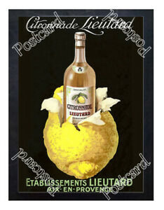 Historic-French-Lemonade-Citronnade-Lieutard-Advertising-Postcard