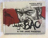 Judge Bao And The Jade Phoenix By Patrick Marty (2012, Hardcover, English)