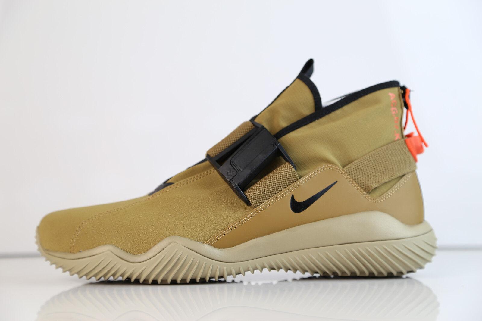 Nike Lab ACG 07 KMTR Komuyter Golden Beige noir Khaki 902776-2018 8-13 free air