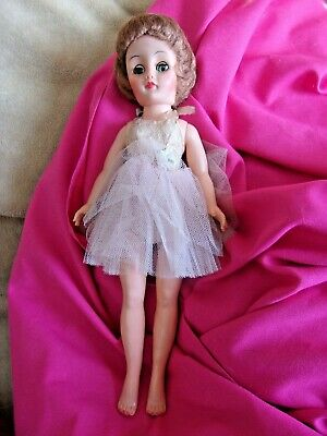 1950/'s VALENTINE doll AIDA BALLERINA Booklet Hang TAG Reproduction