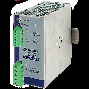 DIN Rail Power Supply 24 Vdc, 20 Amp, 480 W, Single/Split ...