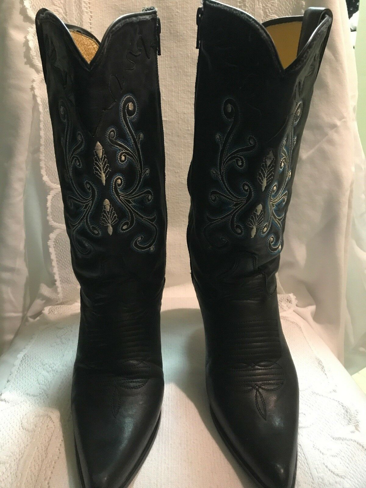 Reyme Reyme Reyme Women's Cowboy boots   US Size 7.5 a16340