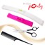 DIY-Professional-Bangs-Hair-Trim-Cutting-Clip-Comb-Hairstyle-Typing-Tool-Crea-UK thumbnail 5