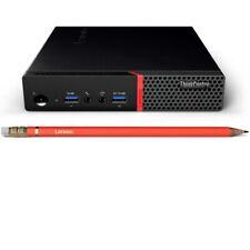 Lenovo ThinkCentre M700 Tiny Desktop PC (Intel G4400T, 180GB SSD, 8GB DDR4, W10P
