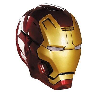 IRON MAN 3 Mark 42 Adult Costume Helmet Mask | Disguise 55698