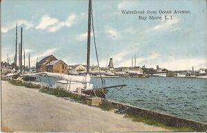 Bay-Shore-NEW-YORK-Ocean-Avenue-Waterfront-Long-Island-sailboats