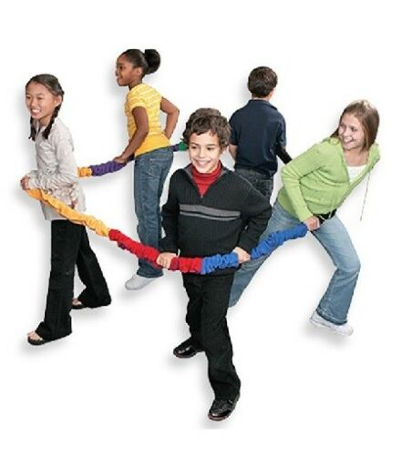 Dye-namic Movement Elastablast Daycare Kindy School Special Needs Therapy Band