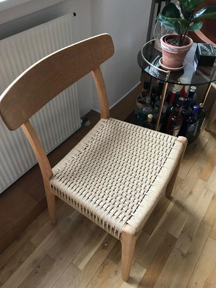 Hans J. Wegner, stol, CH23 – dba.dk – Køb og Salg af Nyt og