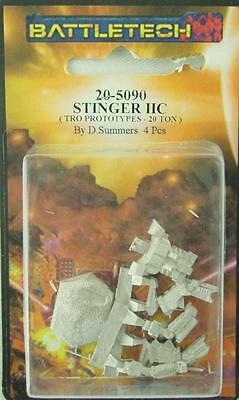 standard By Iron Wind Metals Iwm 20-5090 Non-Ironing Battletech Miniatures Stinger Iic