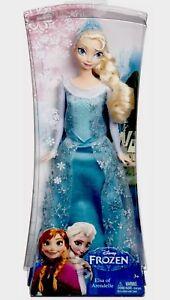 Mantel-Disney-Frozen-Sparkle-Princess-Elsa-Doll-12-034-Ship-Fast
