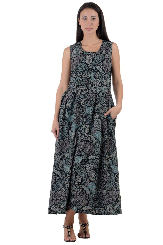 Cotton Lane Wrinkle-resistant Dress D49BK-PTD. Sizes Sizes Sizes to 38 d41ba7