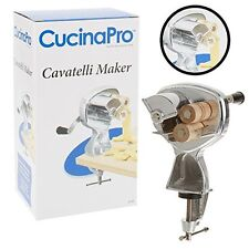 Cavatelli Machine with Easy Clean Rollers to Make Italian Pasta & Gnocchi