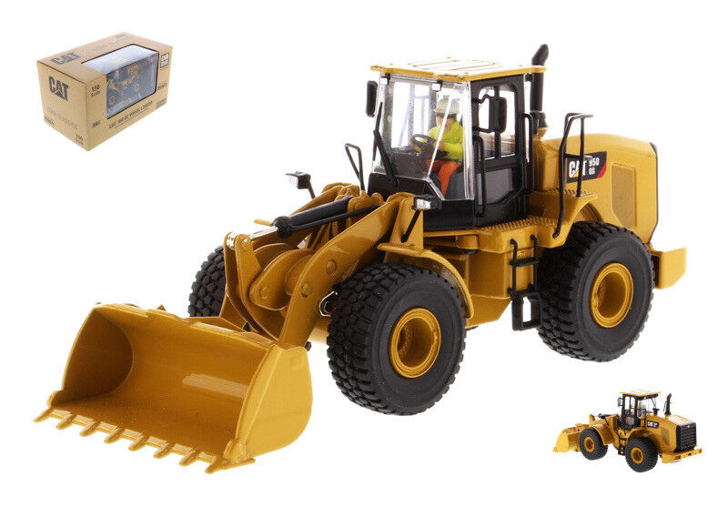 Cat 950 Gc Wheel Loader 1 50 Model DIECAST MASTERS