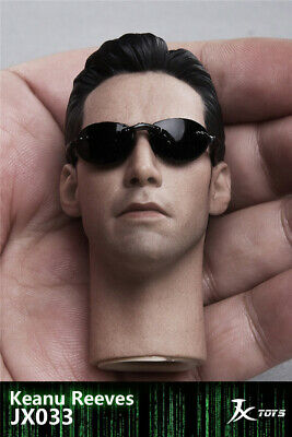 "1//6 Scale Neo Sunglasses The Matrix For 12/"" Hot Toys Figure Body"