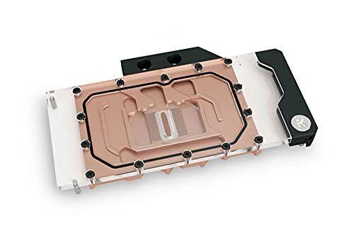 EK Water Blocks EK-Quantum Vector RTX 30803090 Graphics Card Water Block - Copp