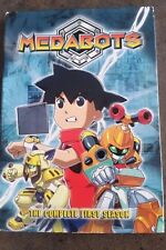 Medabots - The Complete First Season (DVD, 2008, 4-Disc Set)