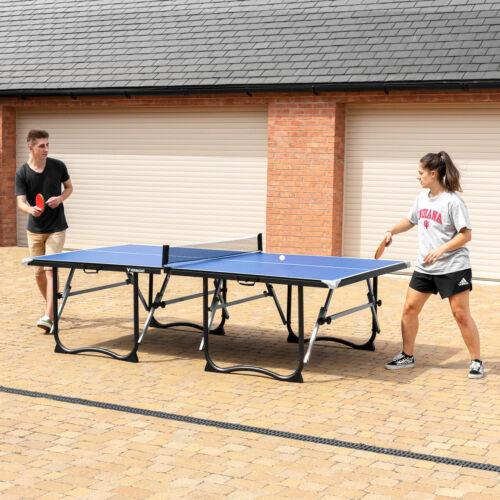 Vermont tables de tennis de tablepliable OUTDOOR DE PING PONG tables les chauves-souris//boules