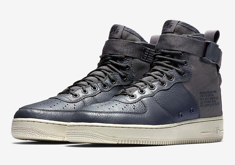 Nike SF AF1 Air Force 1 Mid Mens Mens Mens Trainers (917753 004) Special Field 25646c