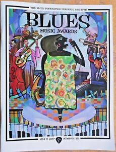BLUES-MUSIC-AWARDS-Program-May-11-2017-Memphis-72-pages-PHOTOS-BIOS-NEWS-ADS