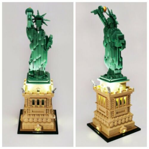 Led Light Kit For 21042 Architecture Statue of Liberty Building Blocks