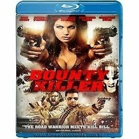 1 of 1 - Bounty Killer - Sealed NEW Blu-ray - Matthew Marsden