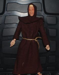 "Dragon BBI Hot Toys Marrone Monk Robe per 1//6 SCALA 12/"" Action Figure Man"